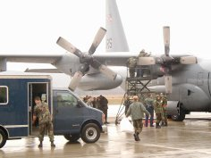 the history of the 37th airlift squadron